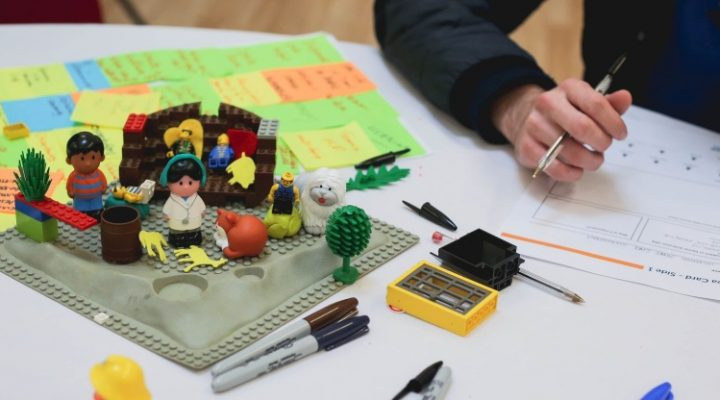 What Design Model Do Tech for Good Funded Projects Follow?